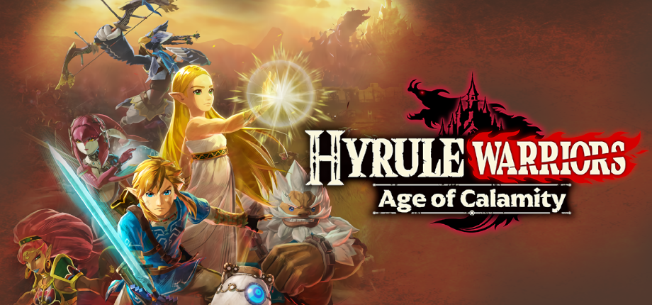 Hyrule Warriors Age Of Calamity Steamgriddb