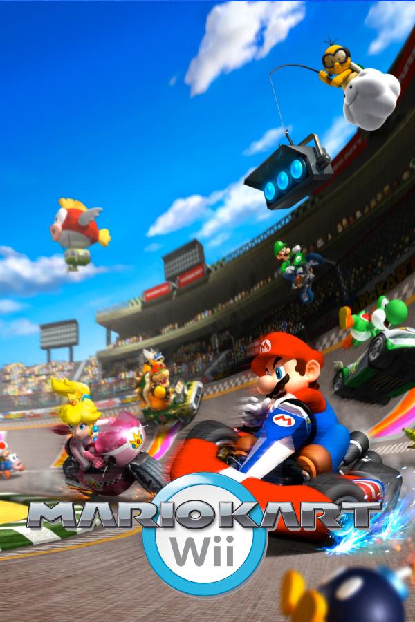 Mario Kart Wii Steamgriddb