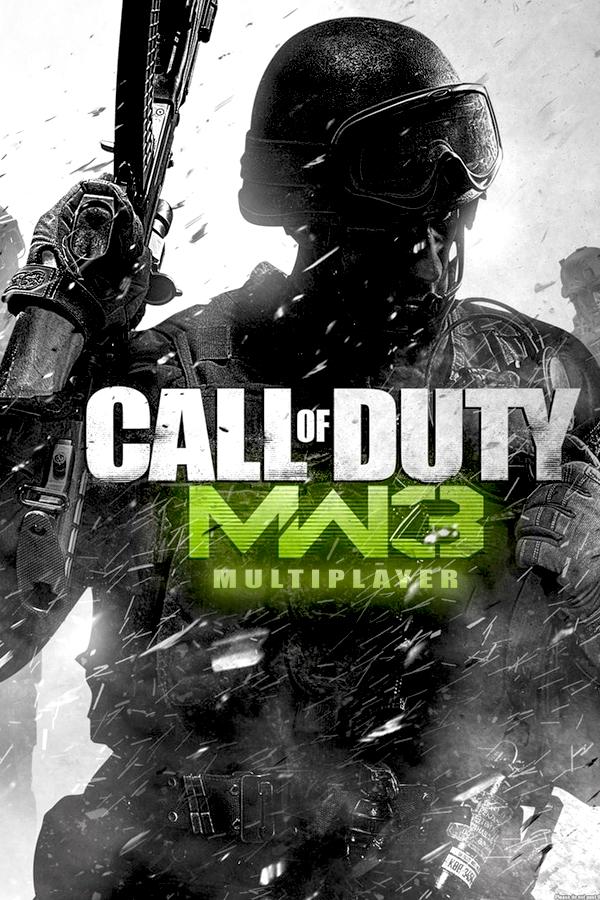 Call Of Duty Modern Warfare 3 Multiplayer Steamgriddb