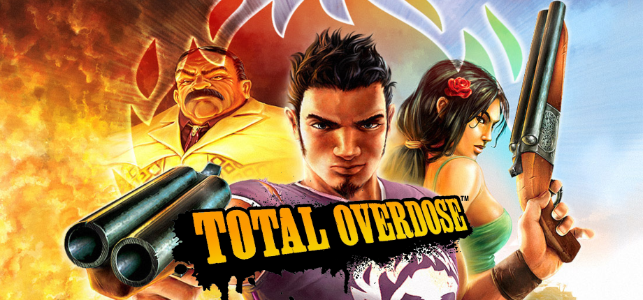 Total Overdose: A Gunslinger's Tale in Mexico - SteamGridDB