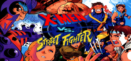 Grid For X Men Vs Street Fighter By Zacksbot Steamgriddb