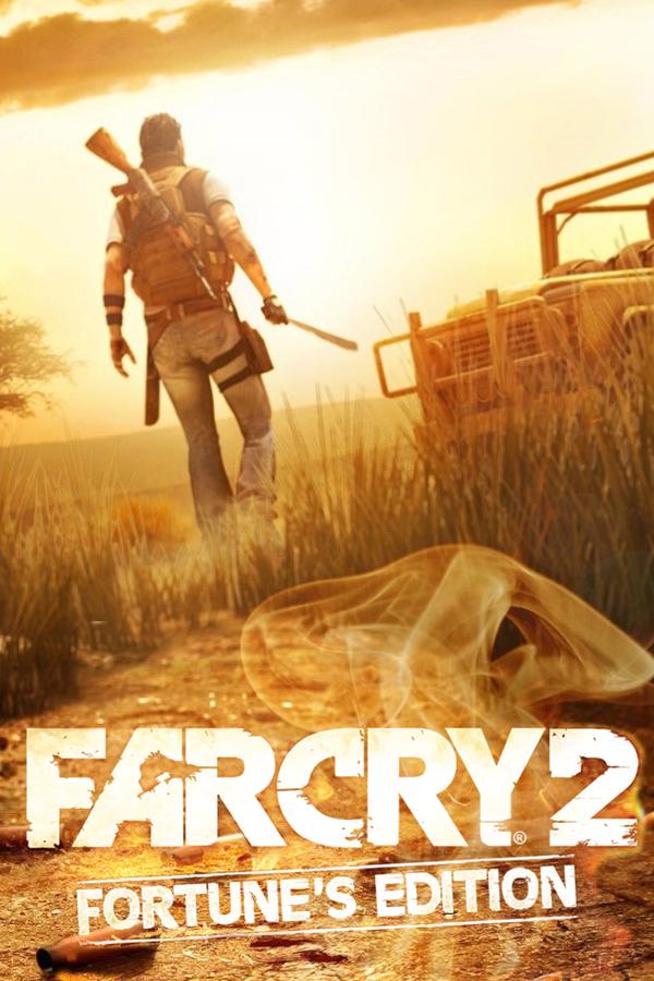 Far Cry 2 Steamgriddb