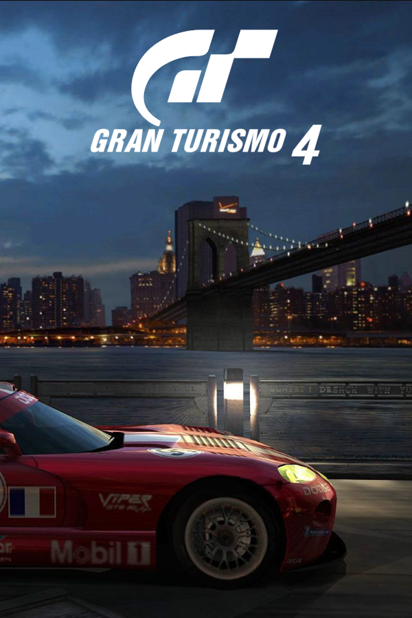 Grid For Gran Turismo 4 By Gui2310g Steamgriddb