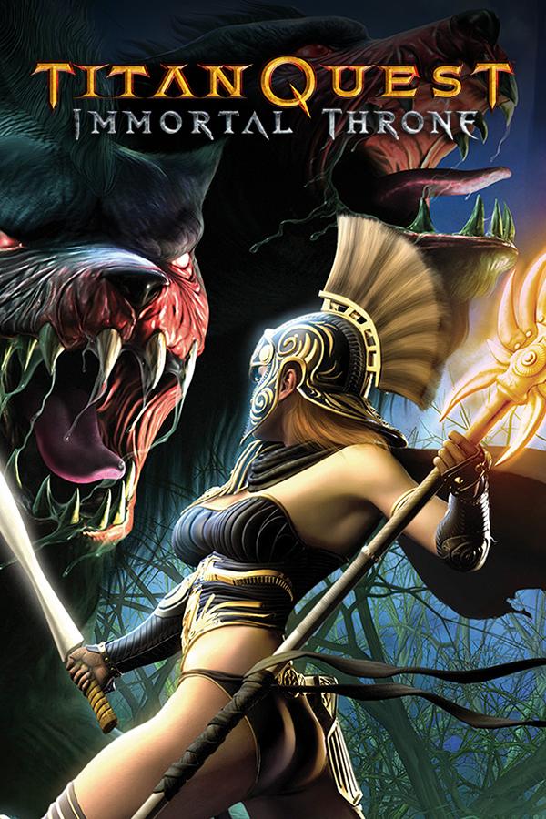 Titan Quest: Immortal Throne Screenshots for Windows