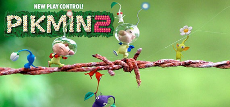 Pikmin 2 New Play Control Steamgriddb