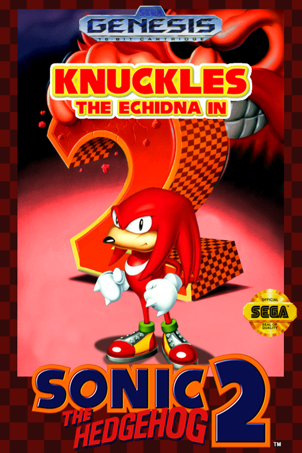 Sonic Knuckles Sonic The Hedgehog 2 Steamgriddb
