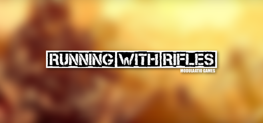 Running with rifles game