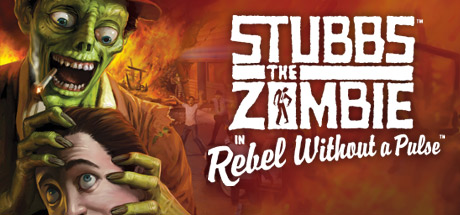 Stubbs the Zombie in Rebel Without a Pulse - SteamGridDB