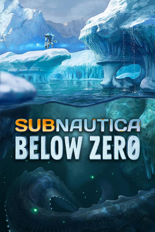 Subnautica: Below Zero - SteamGridDB