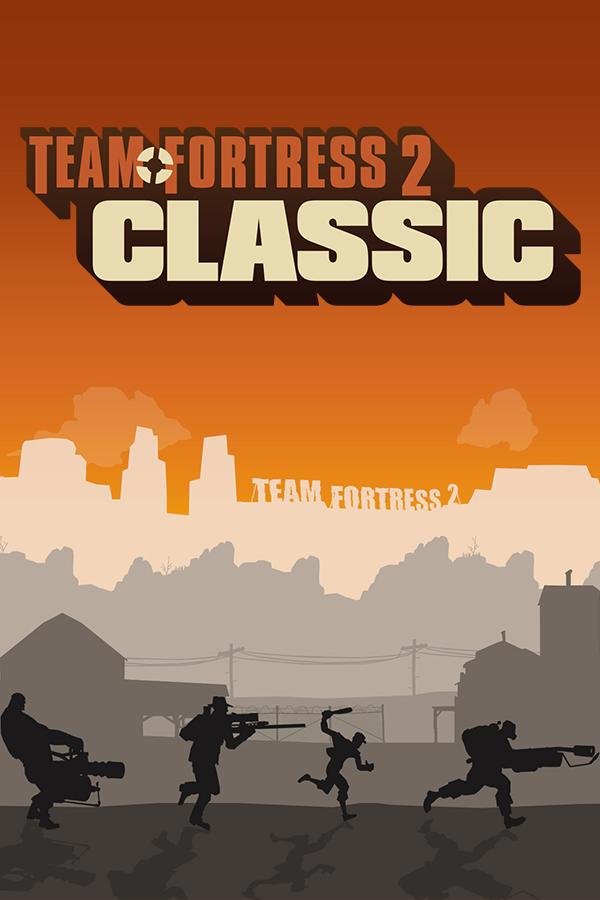 team fortress 2 classic art