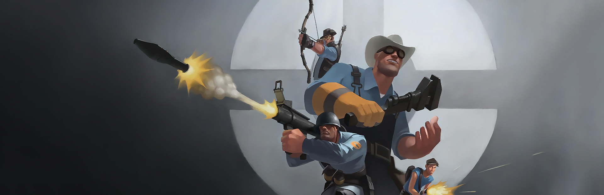 team fortress 2 classic logo