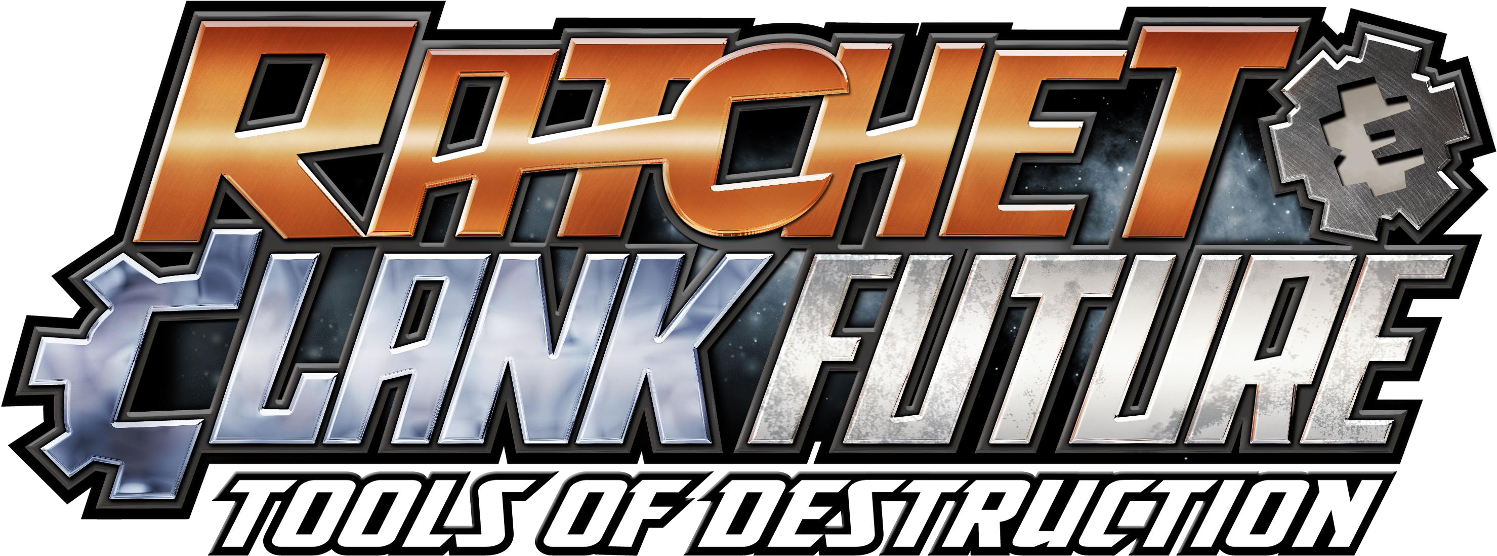 Logo For Ratchet Clank Future Tools Of Destruction By Realsayakamaizono Steamgriddb