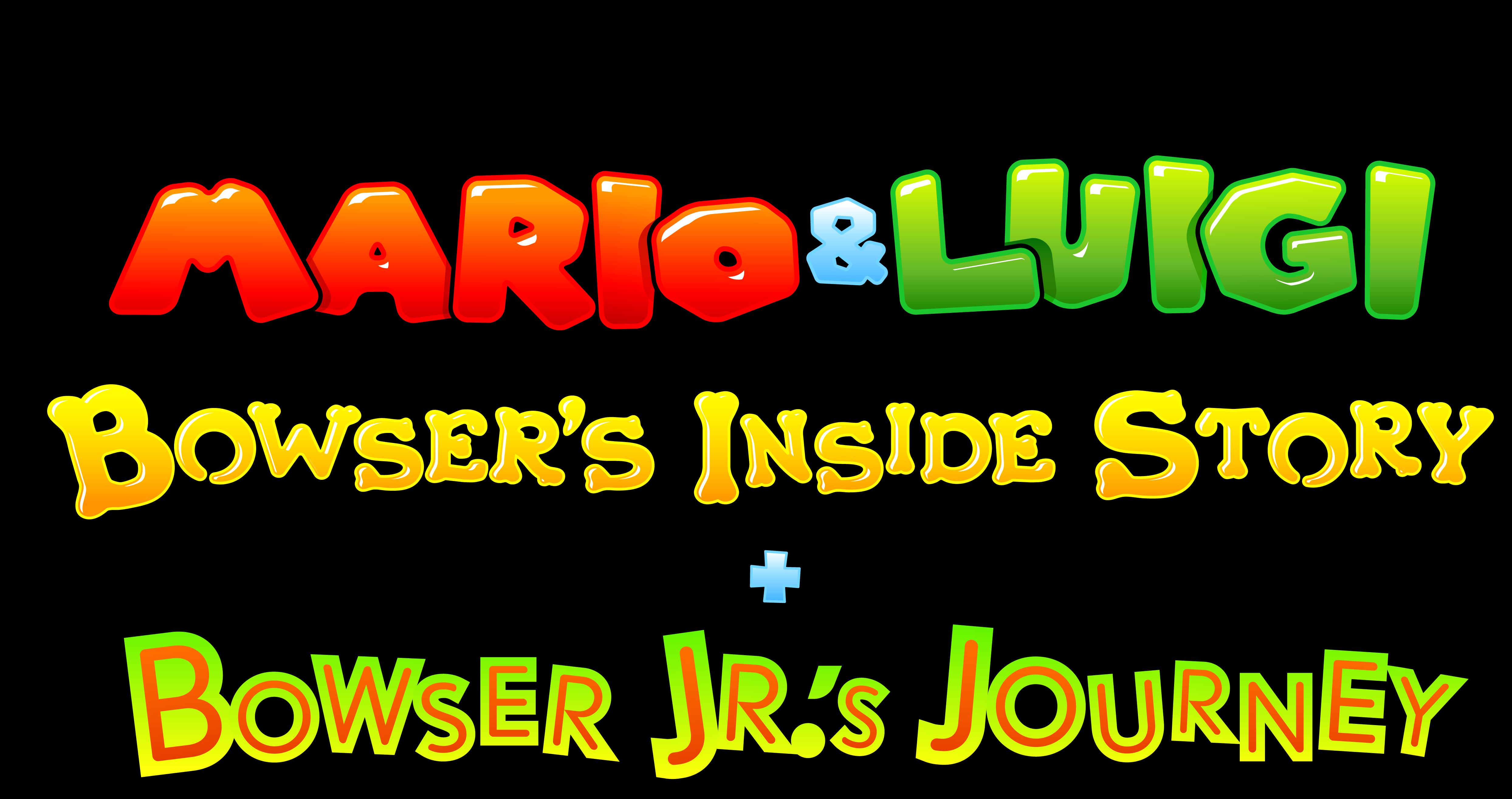 Mario Luigi Bowser S Inside Story Bowser Jr S Journey Steamgriddb