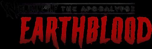 "Картинки по запросу ""Werewolf The Apocalypse Earthblood logo png"""