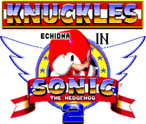 Sonic Knuckles Sonic The Hedgehog 2 Knuckles The Echidna Sonic Chaos Sonic And The Secret Rings Sonic Knuckles