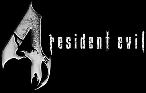 resident evil 4 logo png