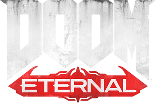 doom eternal logo png